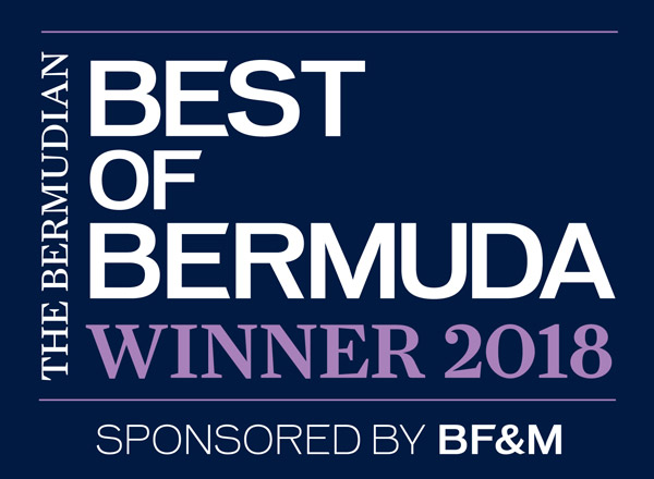 Best of Bermuda Award Winner 2018