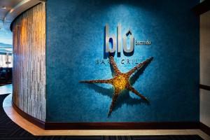 Blu Restaurant Foyer